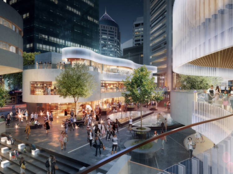 More venues at Martin Place's $170 million new dining precinct have been announced