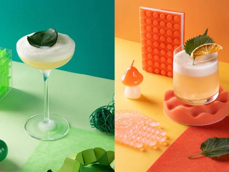 Terrible Baby's new cocktail menu