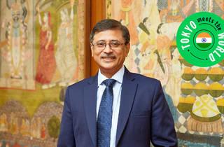 Ambassador of India to Japan,Sanjay Kumar Verma