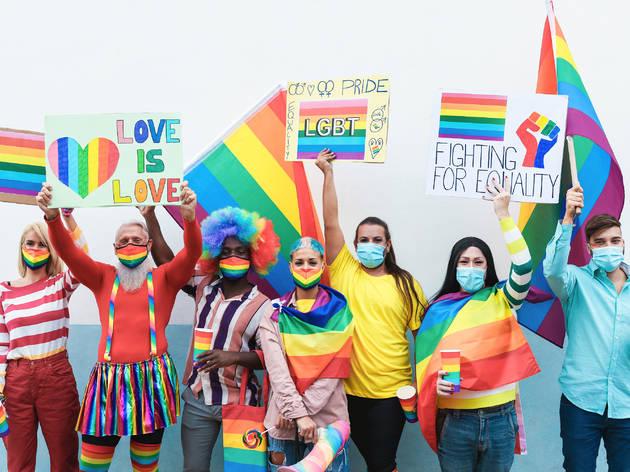 Orgullo LGBTI