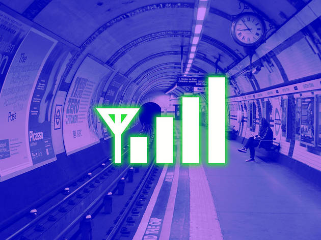 The tube will get full 4G coverage by 2024. Good or bad thing?