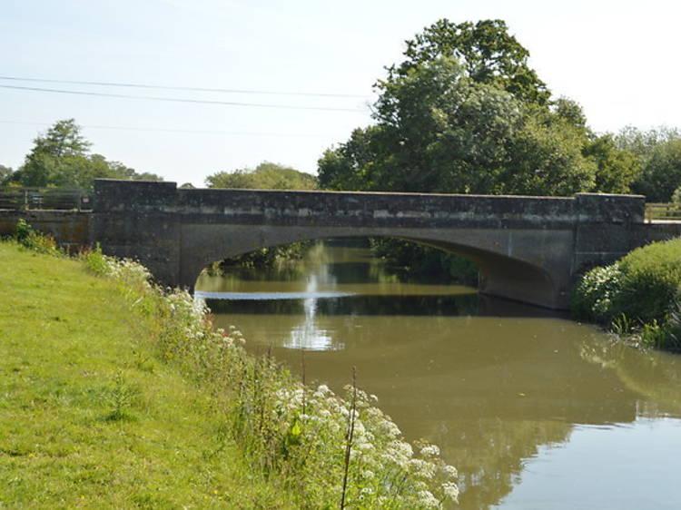River Medway, Ensfield Bridge, Tonbridge