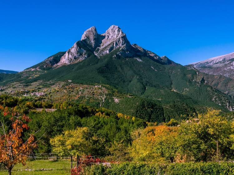 El camino Picasso en los Pirineos