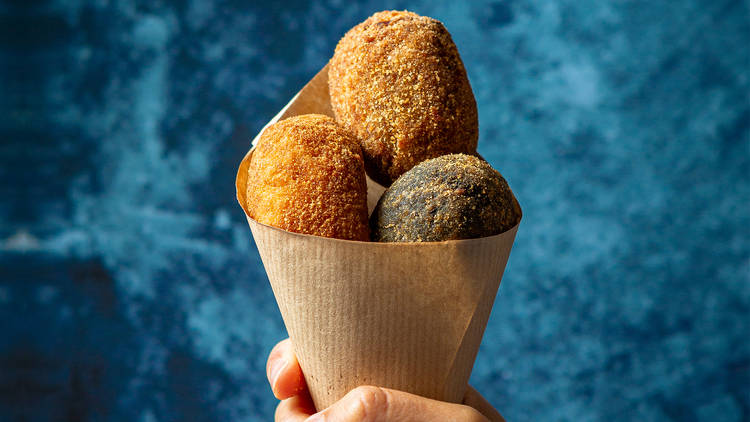 Time Out Market, Croqueteria, Croquetes