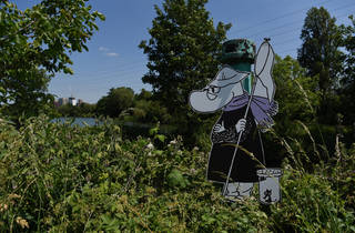 Photograph: Courtesy of Walthamstow Wetlands