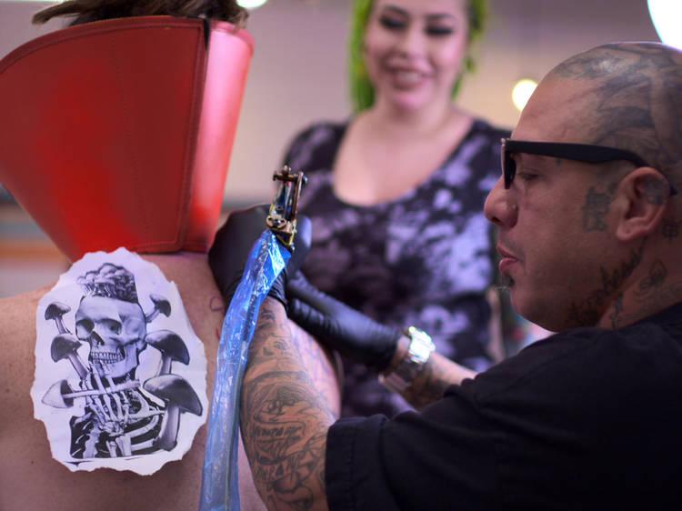Tatuaje rehecho. Temporada 1