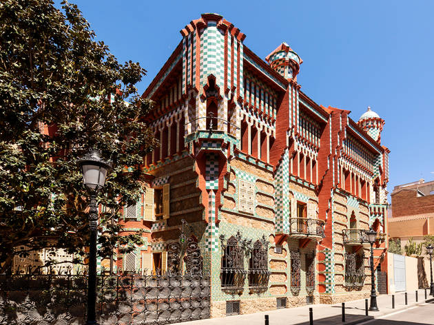 The first-ever house from legendary architect Antoni Gaudí is on Airbnb
