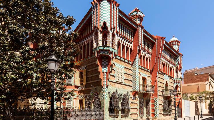 Antoni Gaudí house