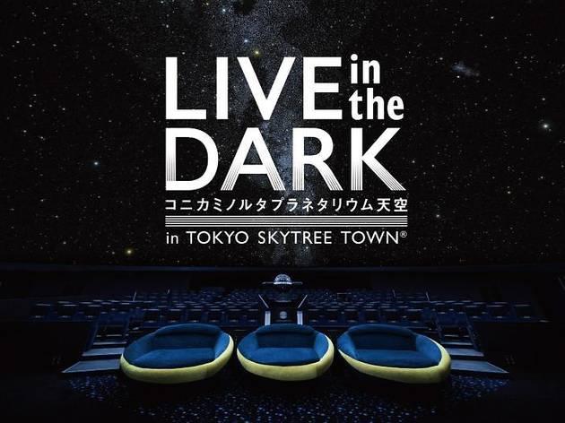 LIVE in the DARK  tour w/moumoon