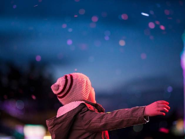 Winter Wonderlights at Sovereign Hill