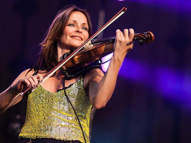 Sharon Corr (foto: Eddy Berthier)
