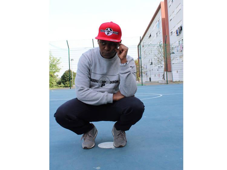 Karlon Krioulo, rapper e produtor