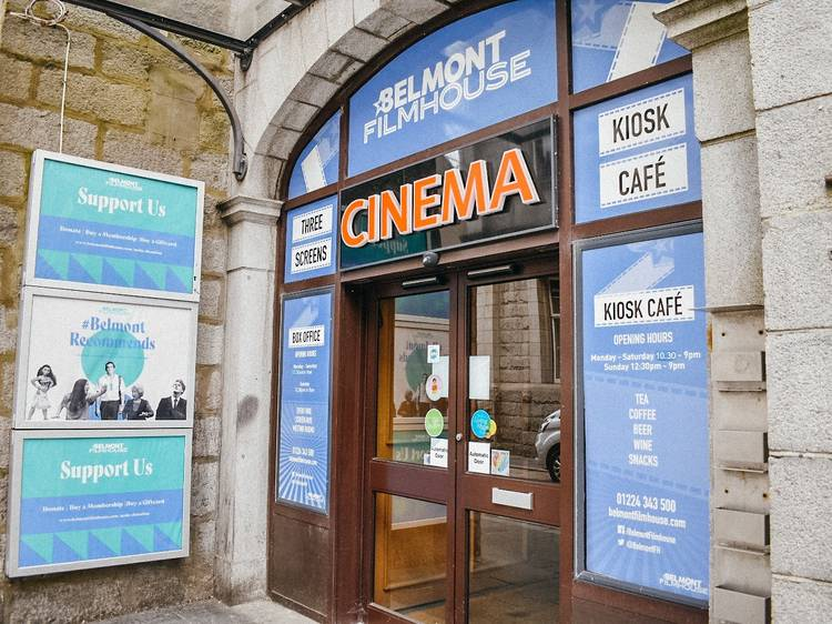 Belmont Filmhouse, Aberdeen