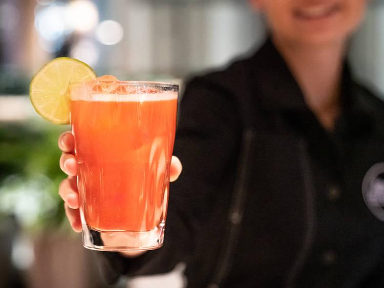 Mocktail Bar