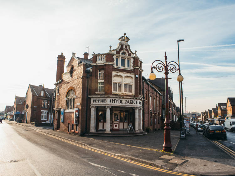 The Hyde Park Picture House, Leeds