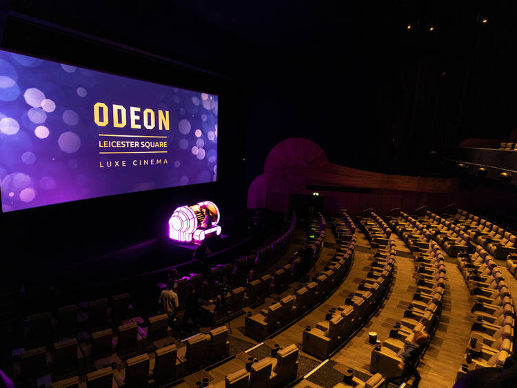 Odeon Luxe Leicester Square, London