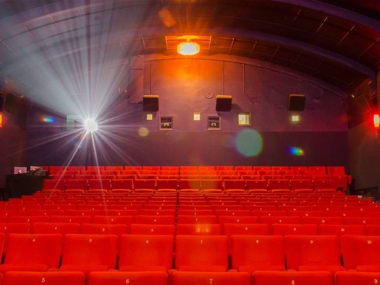 A special Halloween screening at Cinema L'Amour
