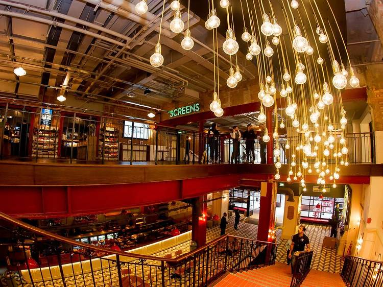 Picturehouse Central, London