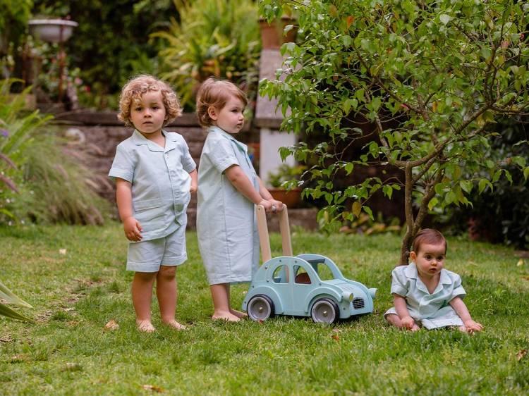 Marcas portuguesas de roupa e acessórios para crianças