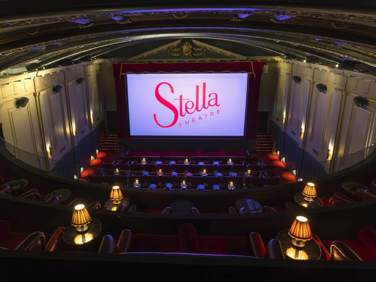The Stella Cinema Rathmines, Dublin