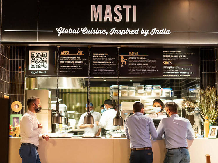 Everything on the menu for Time Out Market Dubai's weekend breakfast