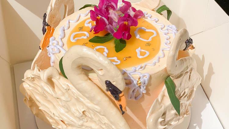 Dream Cake Test Kitchen