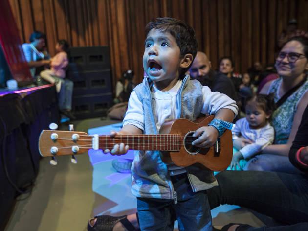 Actividades para niños en verano CDMX