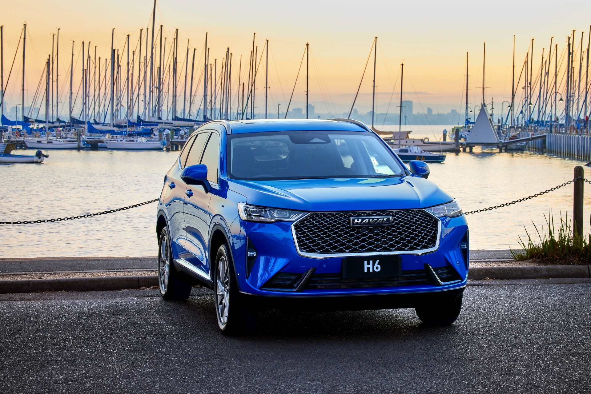 Meet the intelligent new SUV driving you into the future