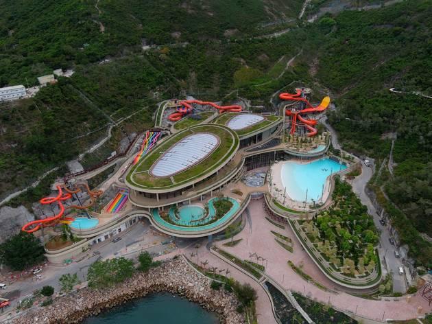 Water World Ocean Park
