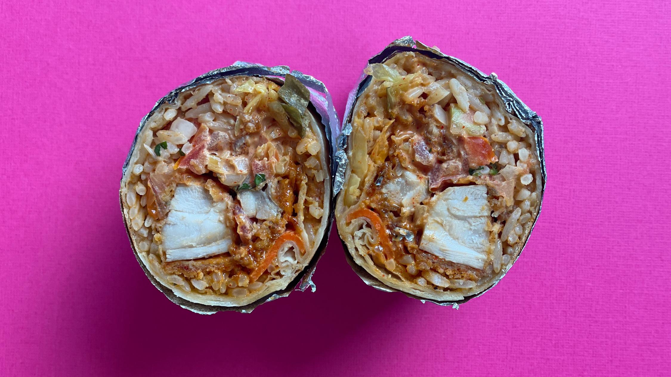 Mexico Mi Amor burrito