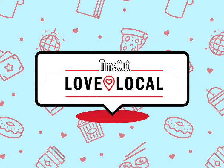 Support local food joints. Small, neighborhood restaurants need you now more than ever