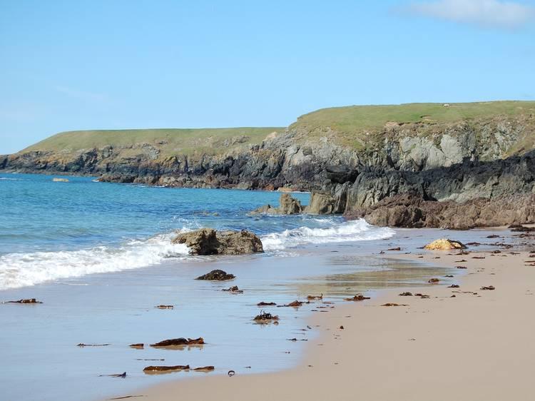 Explore a gorgeously isolated peninsula