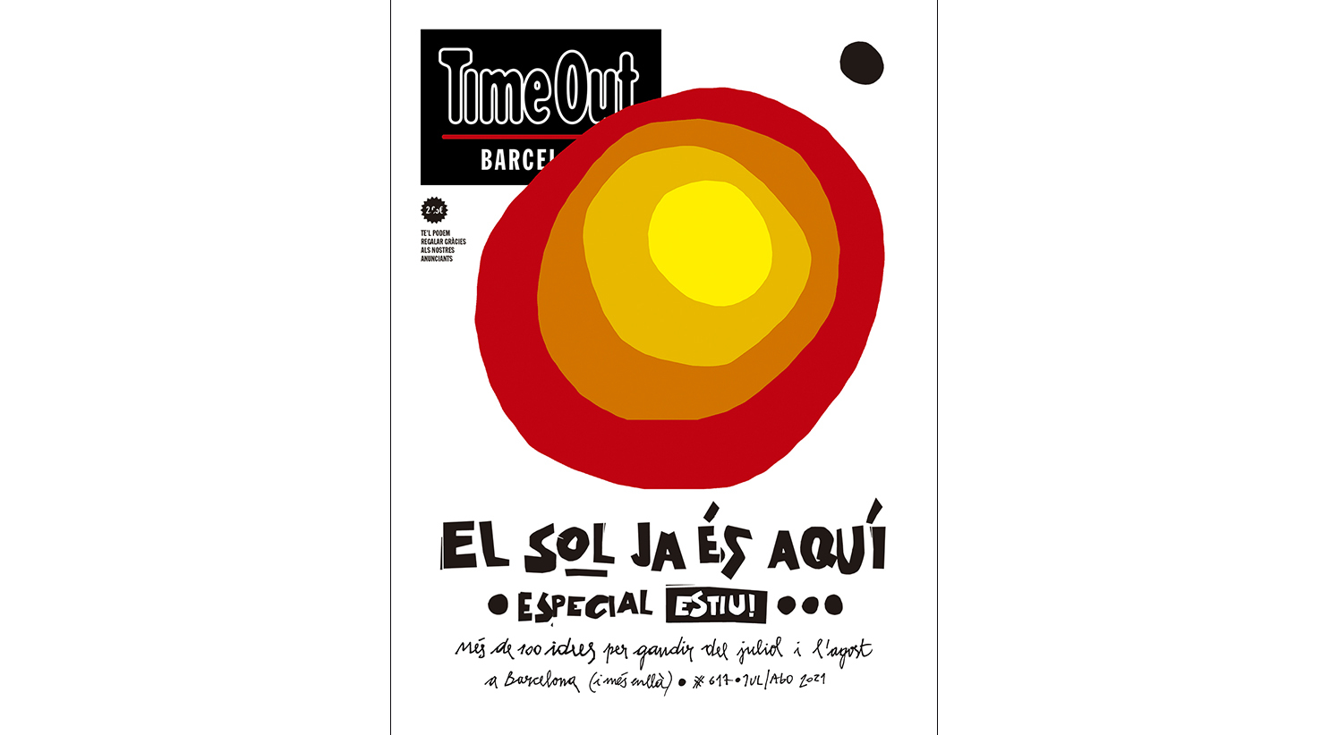 Revista Time Out Barcelona 617