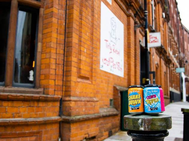 Tiny Rebel is very much at the forefront of the Welsh craft beer revolution