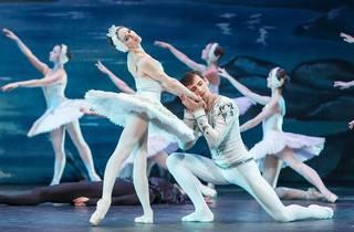 El lago de los cisnes (Teatro EDP Gran Vía)