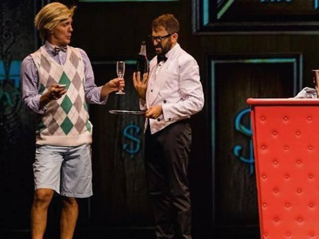 Lo mejor de Yllana (Teatro Marquina)