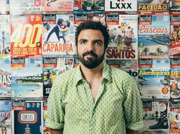 Salvador Martinha é o novo cronista da Time Out Lisboa