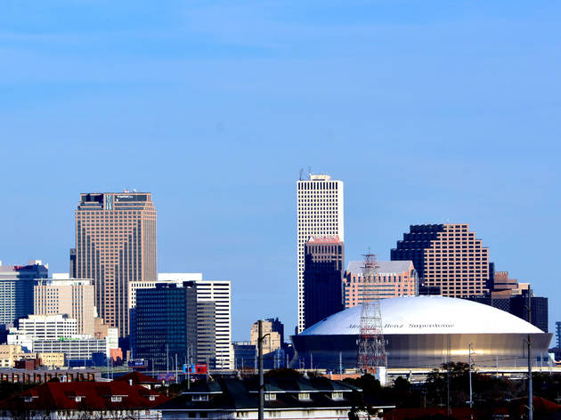Central Business District / Superdome