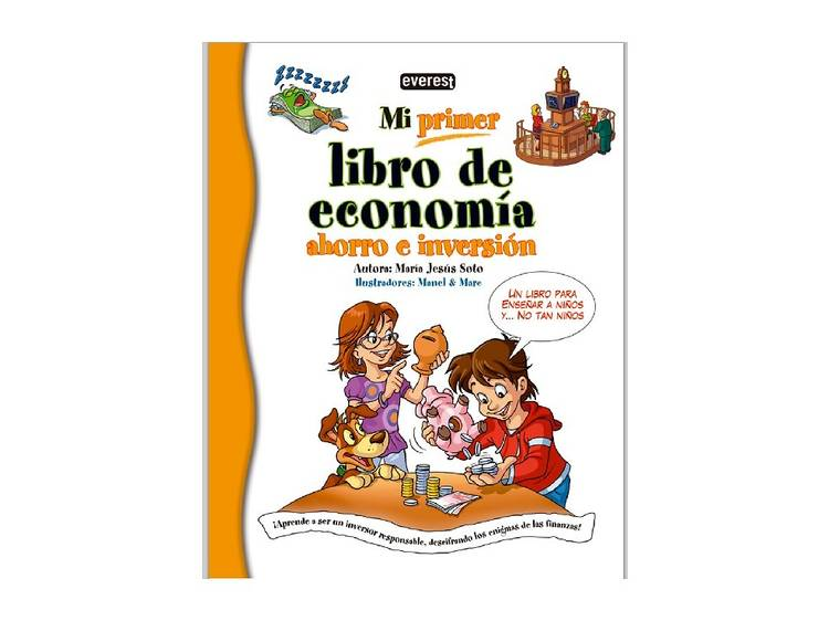 Mi primer libro de economía, de María Jesús Soto