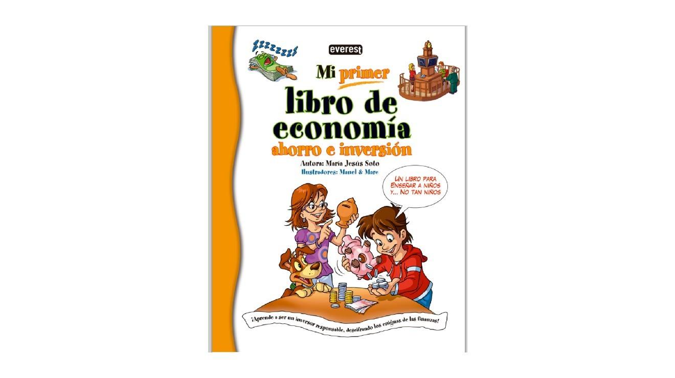 Mi primer libro de economía