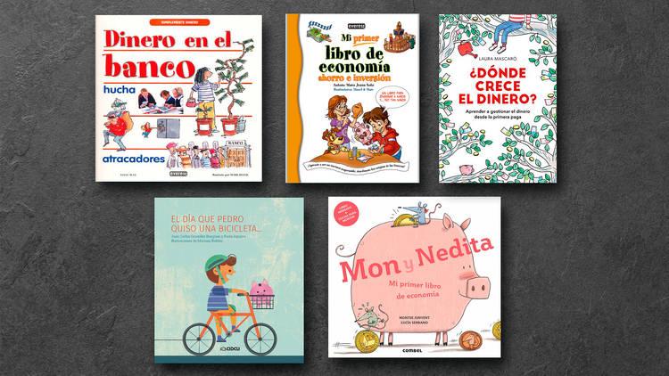 Libros de finanzas para niños