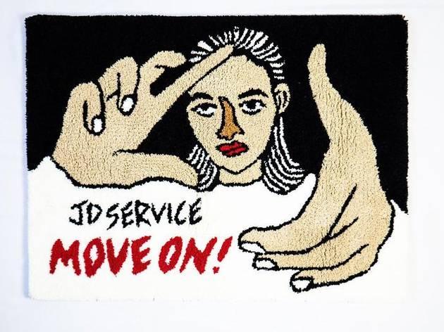 JD service & NEW YOLK PRESENT POP-UP STORE