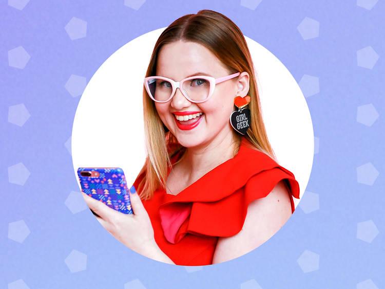 Sarah Moran, Girl Geek Academy