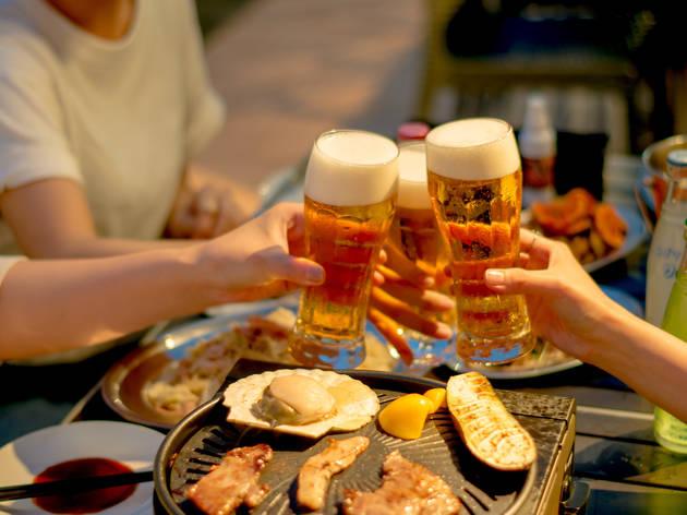 Kawara Cafe & Dining Beer Terrace