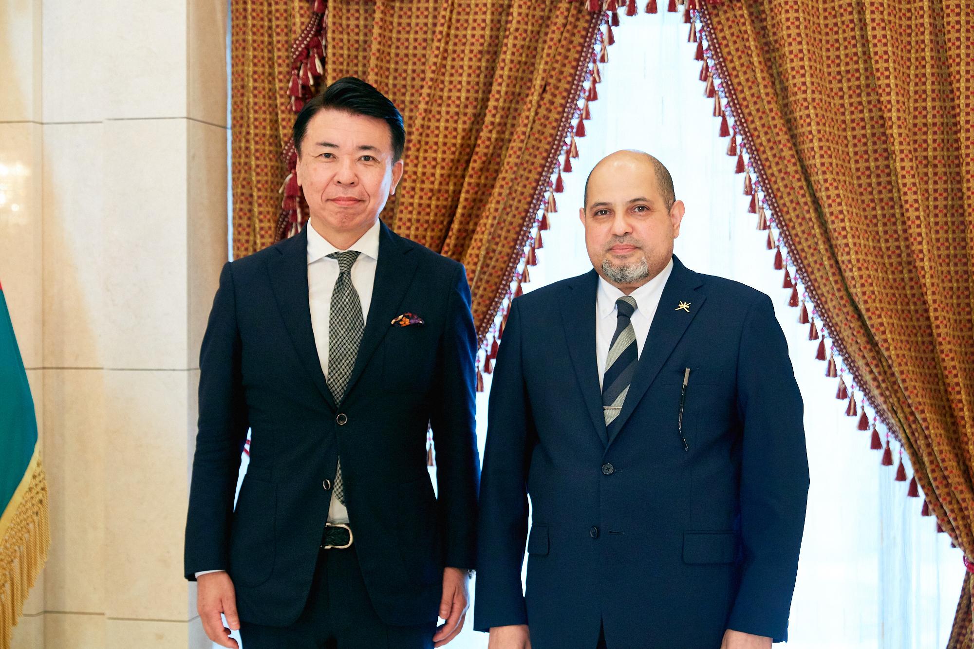 Tokyo meets the world: Oman