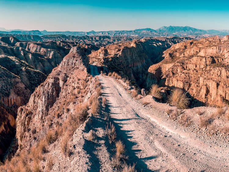 Desierto de Gorafe, Granada