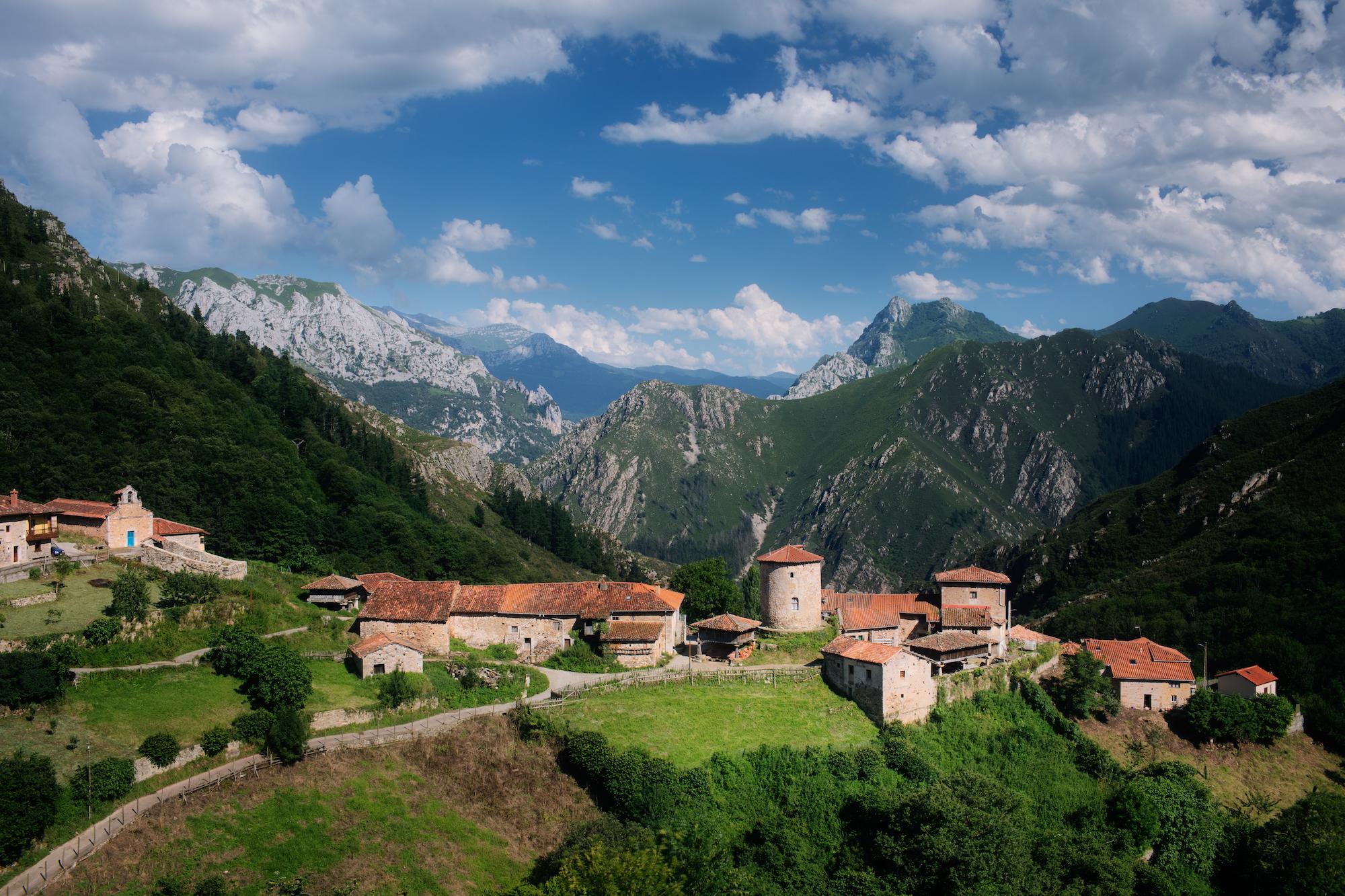 Bandujo, Asturias