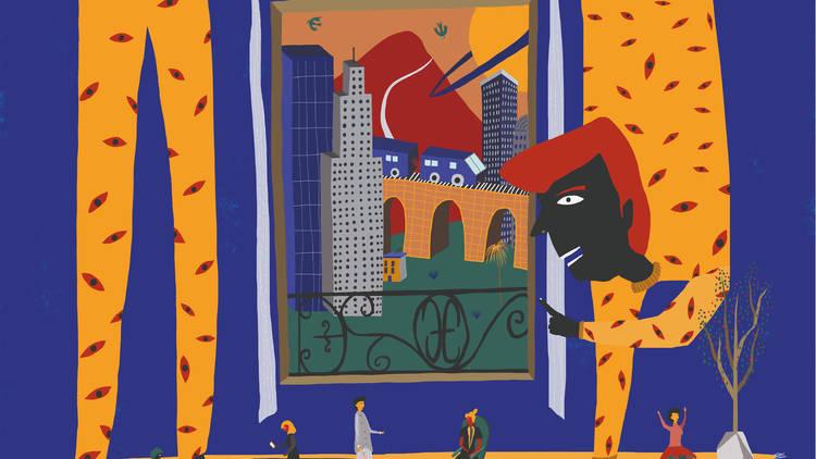 DAIMON II: Una ventana al mundo exterior desde la comodidad de tu hogar