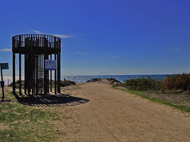 Playas del Remolar y el Francés (Viladecans)
