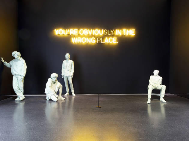 Virgil Abloh brings his many talents to Boston with ICA exhibit